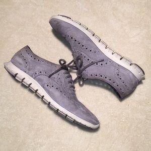 Cole Haan Zerogrand Wingtip Oxford Women Sneakers